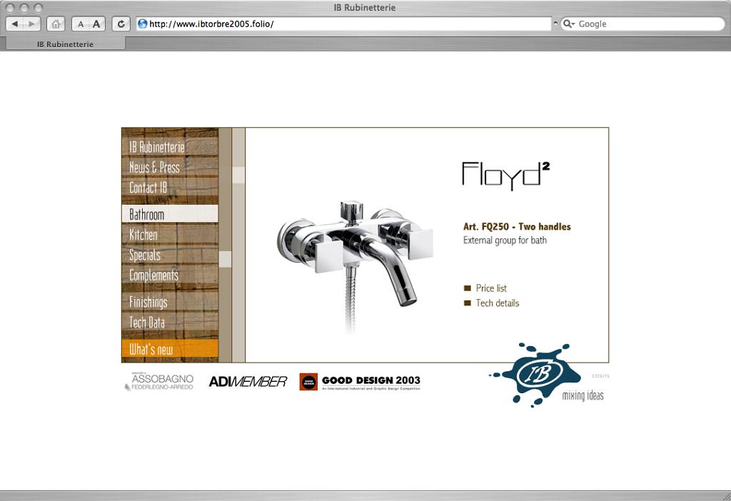 IBTorbre website