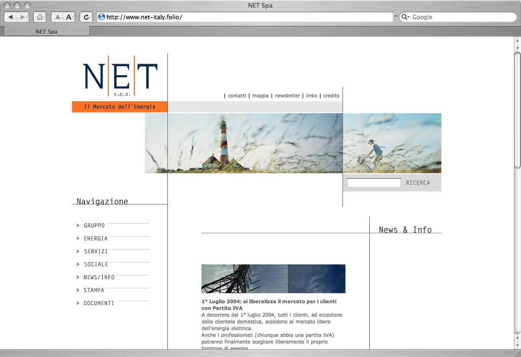 NET website