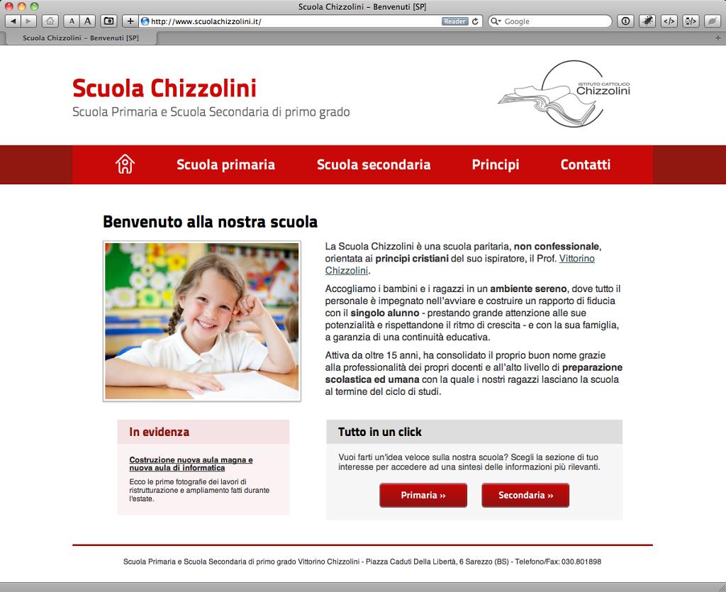 Scuola Chizzolini