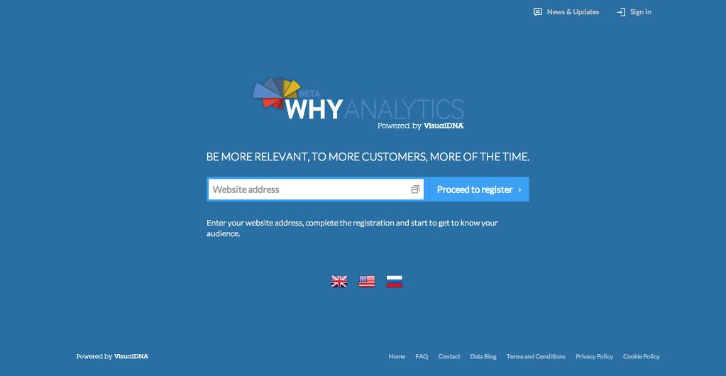 WHY Platform / Signup